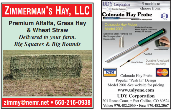 National Hay Association - Online store product